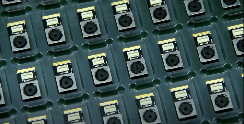 使用Dymax 9803环氧树脂胶粘剂进行摄像模组组装
