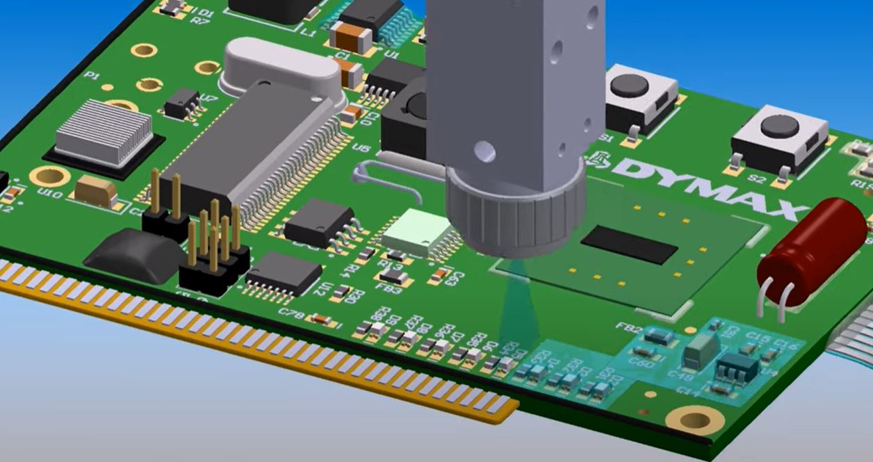 Dymax Conformal Coating Application For PCBs