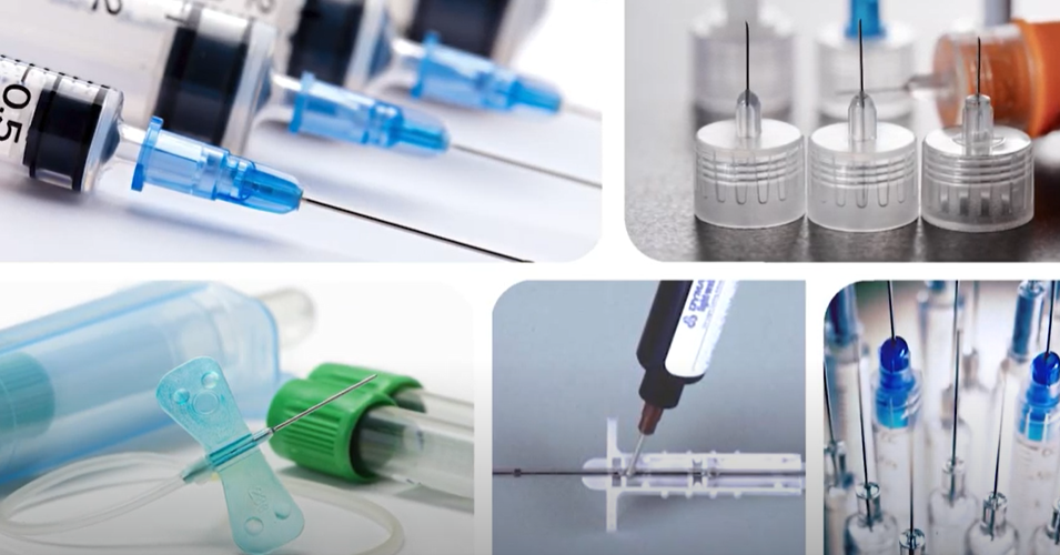 Dymax MD® Light Curing Adhesives for Needle Bonding and Syringe Assembly Video