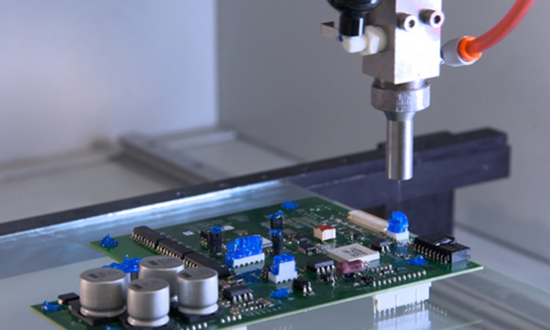 Dual-Cure 9483 Conformal Coating Approved to Military Specification MIL-I-46058