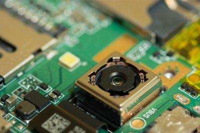 Adhésif pour module d'appareil photo à faible retrait9801 polymérisable à la lumièreLED et à la chaleur