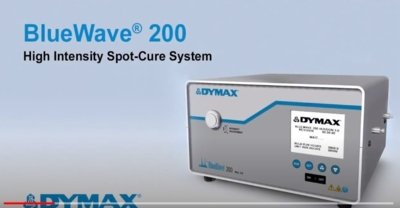 BlueWave® 200 UV Spot Lamp Curing System