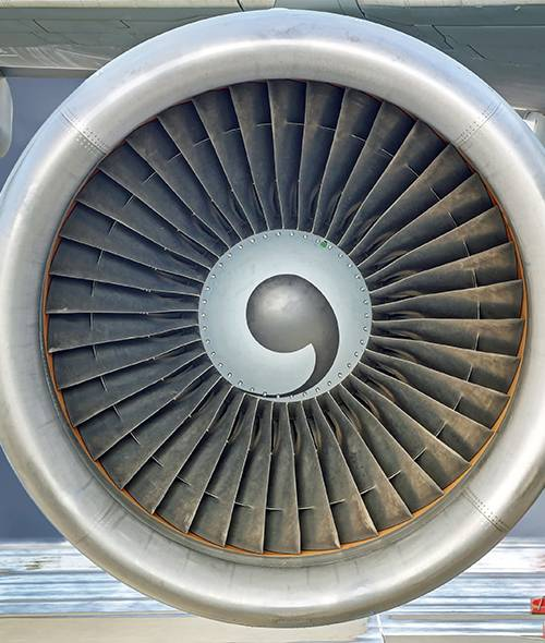 light-curable maskants protect aerospace turbines