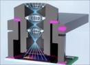 Diagrama deladhesivo óptico9803 de Dymax con curado por luz LED, UV o calor