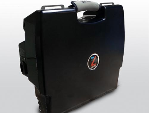 GenZe电动运输电池组和Dymax现场成型密封垫圈