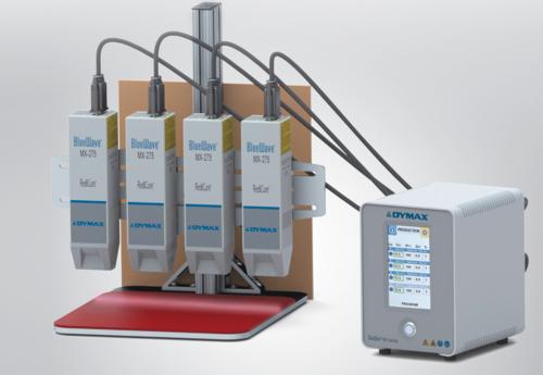Das Try-and-Buy-Programm von Dymaxumfasst die lichthärtende BlueWave MX-275-Ausrüstung