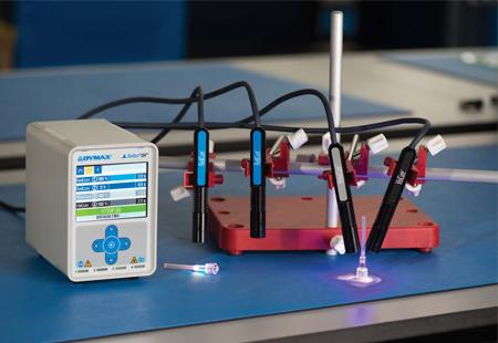 LED and UV Light-curing spot lamps