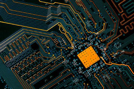 Aerospace Printed Circuit Board Assembly