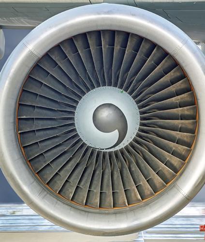Lichthärtende Maskierungsmittel schützen Turbinen in der Luft- und Raumfahrt
